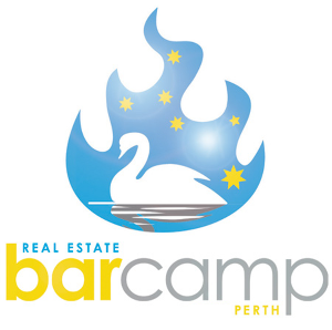 REBarCamp Perth logo