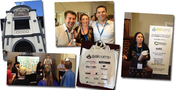 rebarcamp Perth 2012 collage